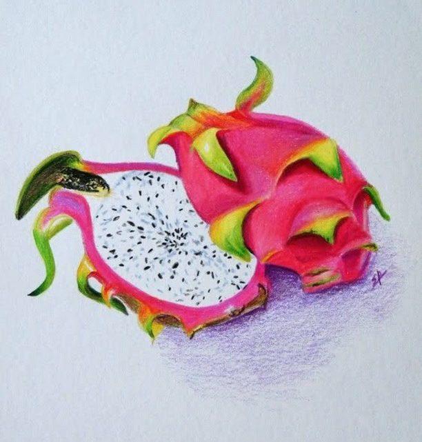 Ejder Meyvesi Pitaya Besin İçeriği