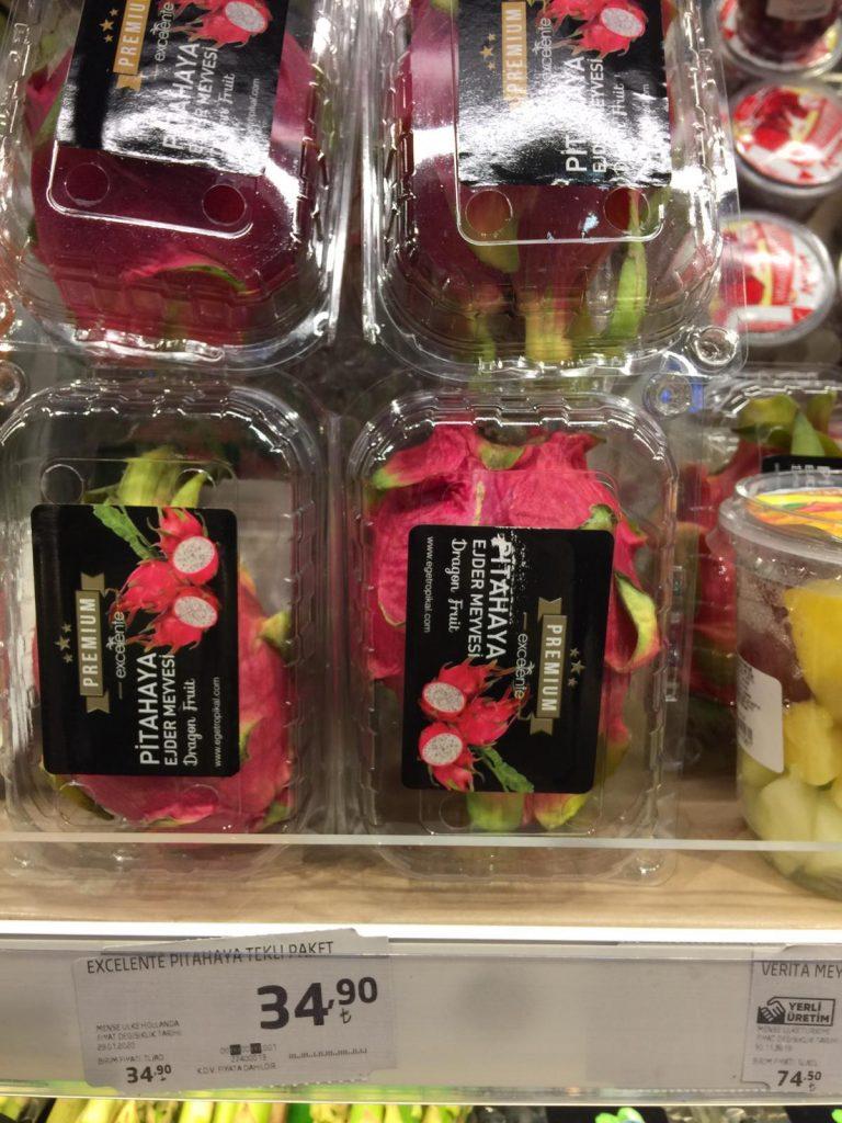 Ejder Meyvesi'nin Fiyatı Ne Kadar ?