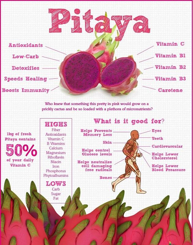 Ejder Meyvesindeki Mineral ve Vitaminler